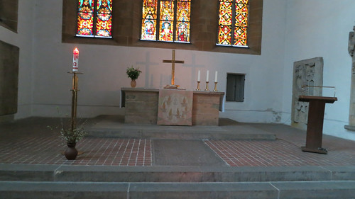 Augustinian Church Interior ~ Erfurt
