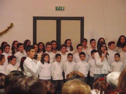 concerto di natale coro mazzini-carano