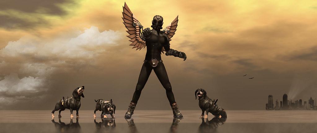 Return Of The Avenger + 3