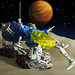 Planetary Survey Mission by hhcBrick