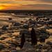 Ferring beach sunrise by potterslass