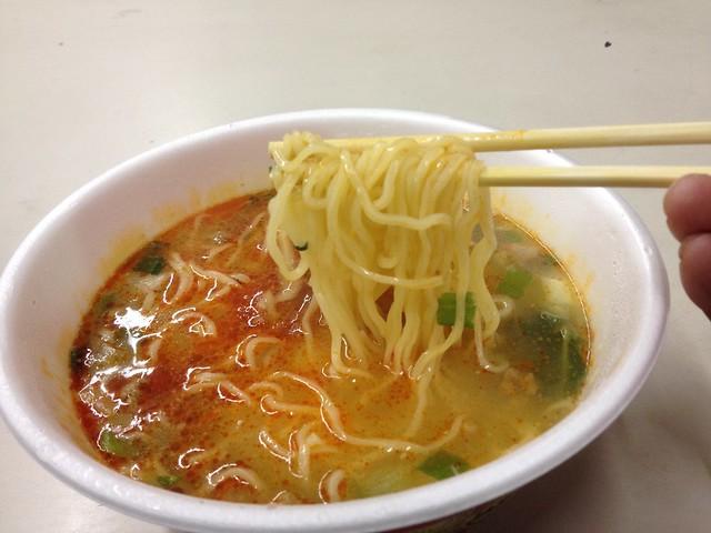 Shrimp bearing  noodle
