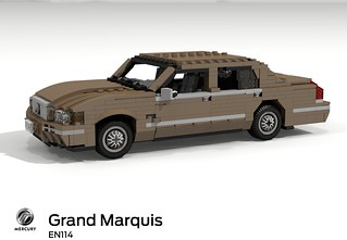 Mercury Grand Marquis (EN114 2003-2011)