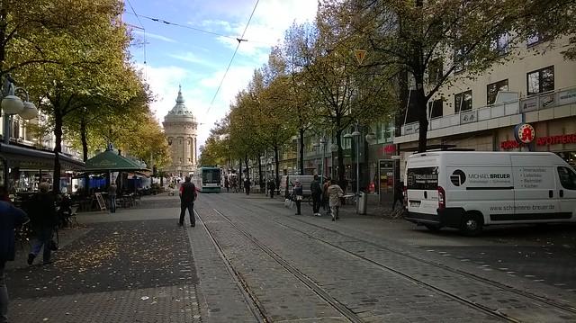 mannheim town