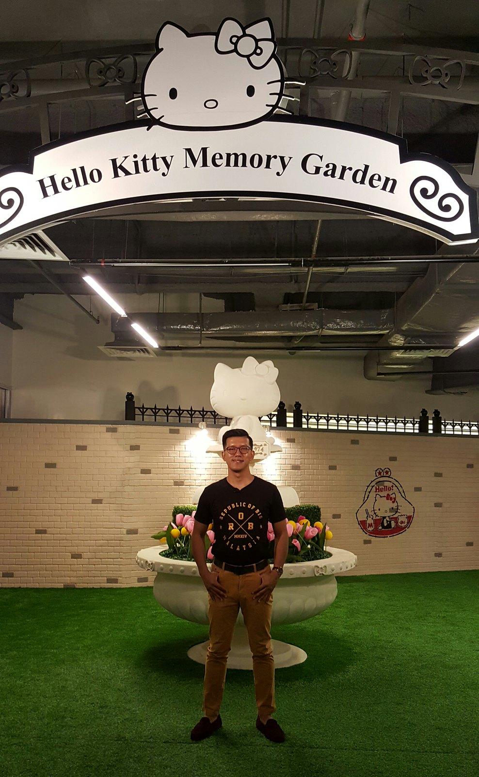 Rakaman Vlog Bu Y Di Pameran Hello Kitty Malaysia