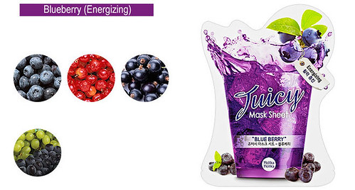 Holika Holika Blueberry Sheetmask