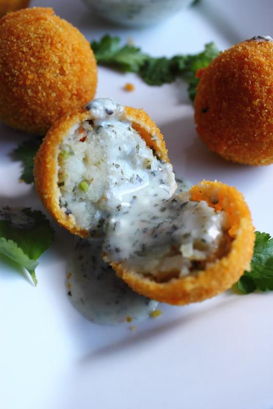 Aloo Chop | Potato Croquettes