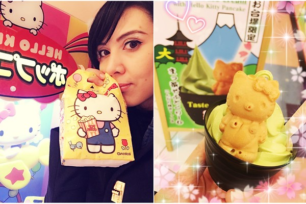 Hello Kitty Snacks