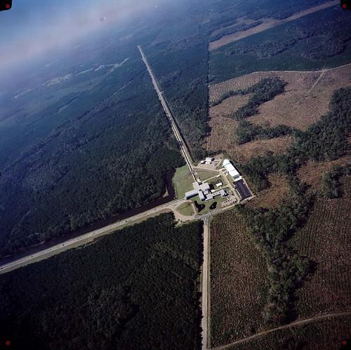 Laboratorio LIGO en Louisiana