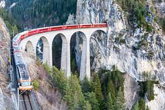 Landwasser Viaduct, Graubünden