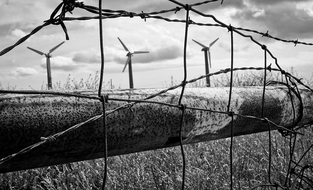 Framed Windmills