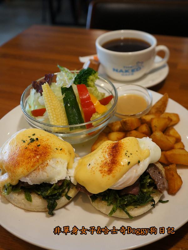 台中早午餐熊抱尼克咖啡5號店22