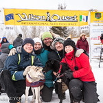 Yukon Quest 2016 - Julien Schroder
