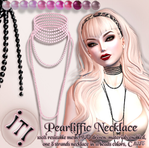 !IT! - Pearliffic Necklace CMP 2 Image