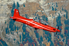 Pilatus  PC-21 A-104 at AXALP 2015 by The best from aviation