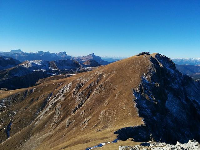 Aussicht vom Gipfel des Hochalpenkopfs