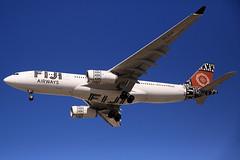 Fiji Airways A330-200 DQ-FJT