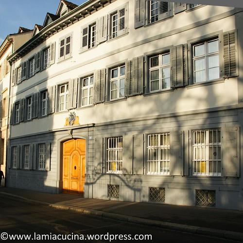 Olsperg-Hof Basel