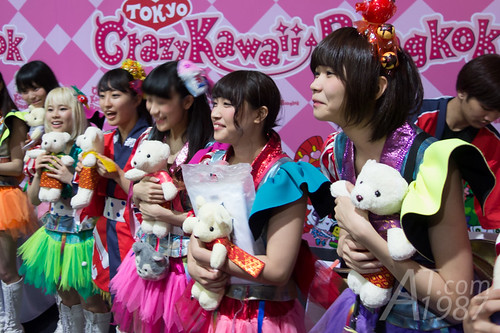 FES☆TIVE at Japan Expo Thailand 2016