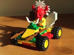 Lego Racers King Kahuka