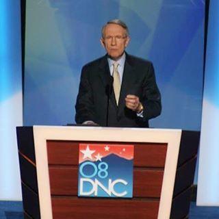 Planning for Philly this Summer - remembering Denver - Senator Harry Reid #dnc08 #dnc #imwithher #GACD11 #hrcdelegates