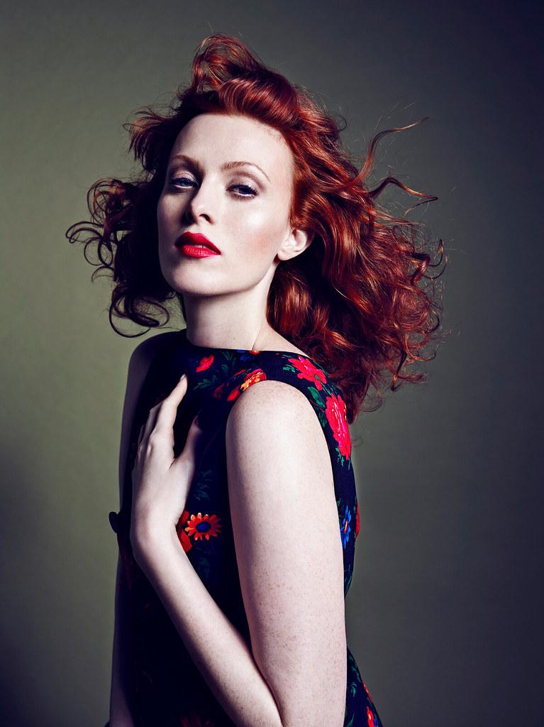 Карен Элсон — Фотосессия для «Vogue» TH 2015 – 5