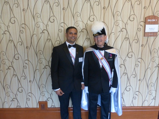 This year's new  4th Degree member Lloyd Fernandes  (640x480)