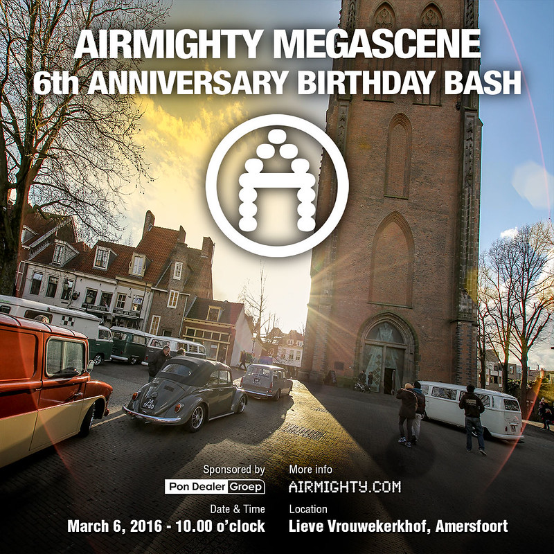 AirMighty 6th Anniversary Birthday Bash