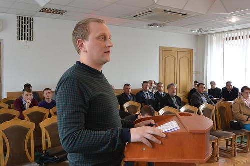 Леонід Павлюк навчально-курсчовий комбінат