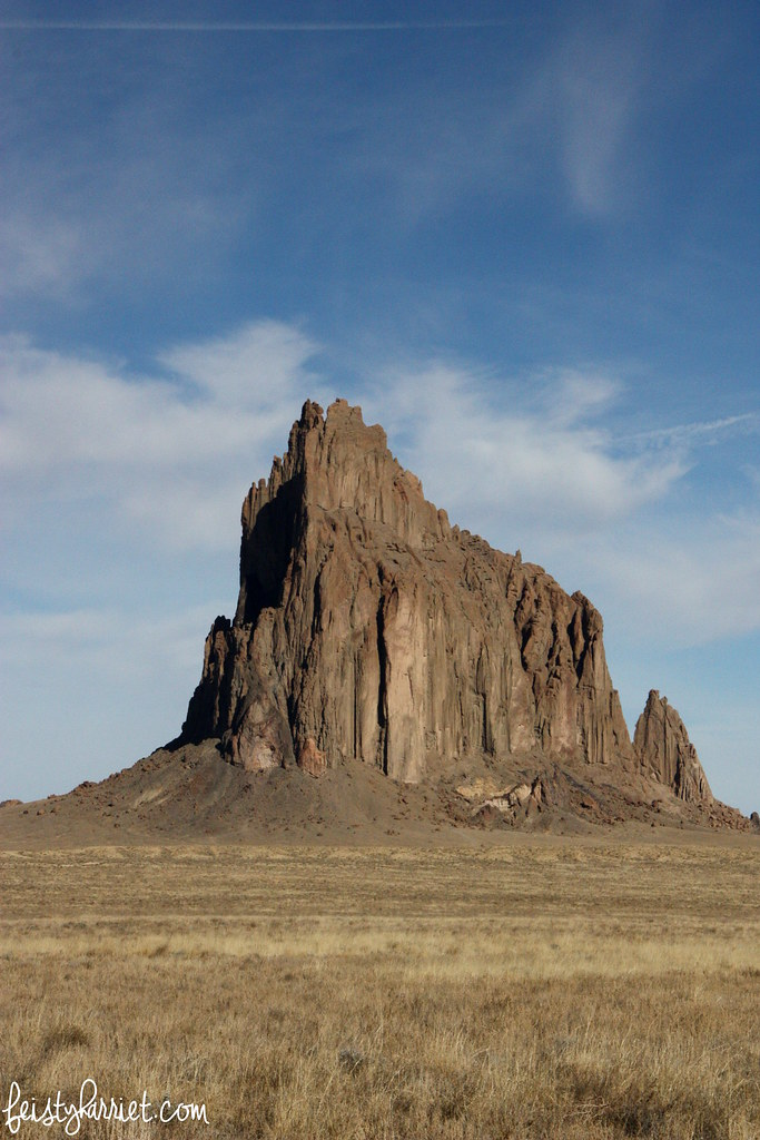 Shiprock Tsé Bit'a'í NM 2_feistyharriet_March 2016
