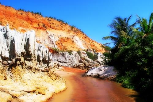 Vietnam - Muine - River - 23b