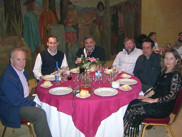 CENA SOCIOS 2003-3
