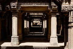 India: Ahmedabad, Adalaj Step-Well