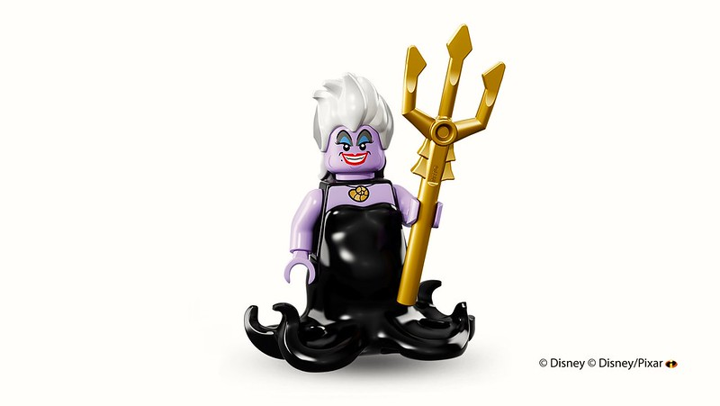 LEGO Disney Collectible Minifigures (71012) - Ursula