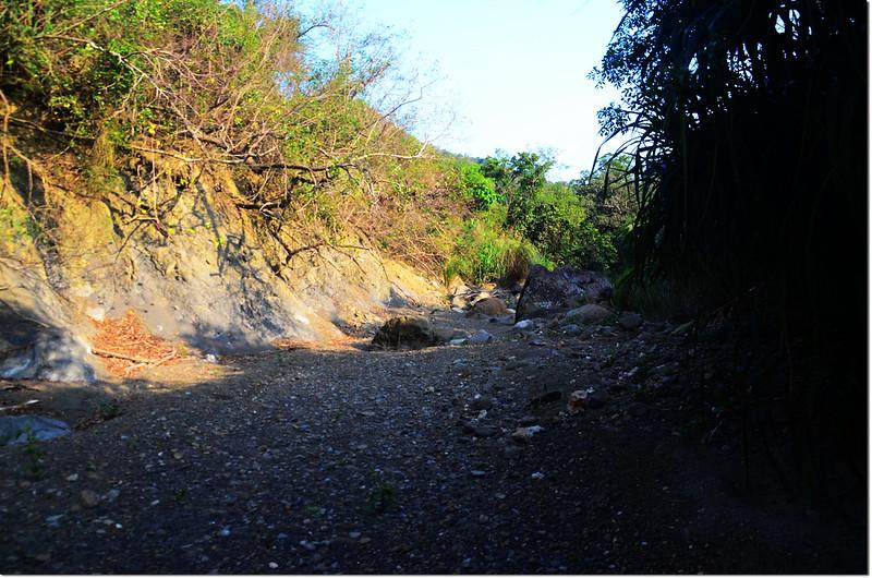 白沙彌溪溪谷