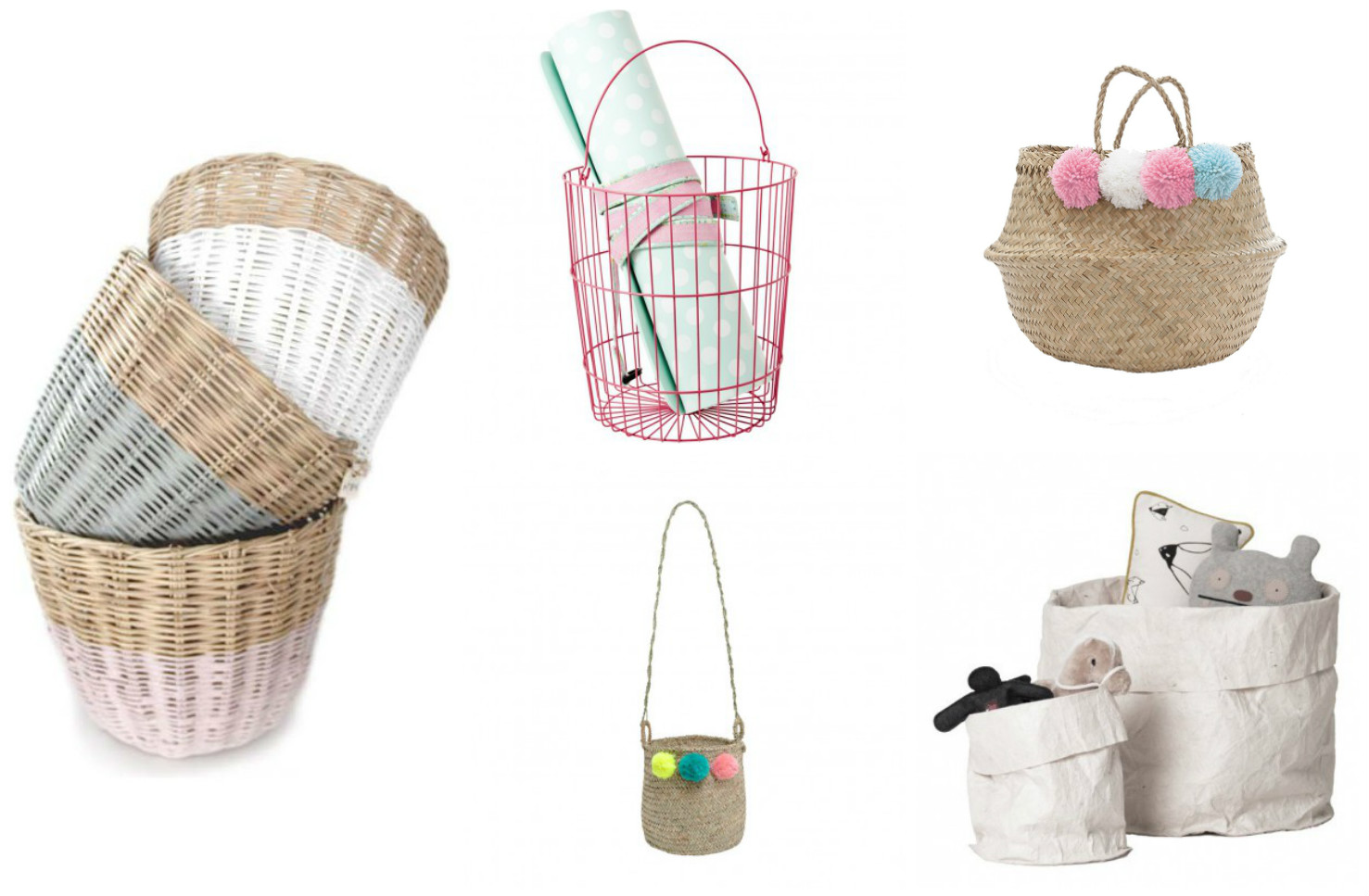 Genial Best Storage Baskets For The Kids Room