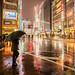 rain by fushiana