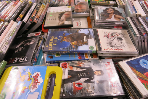 DVDs - Big Bargain Book Sale