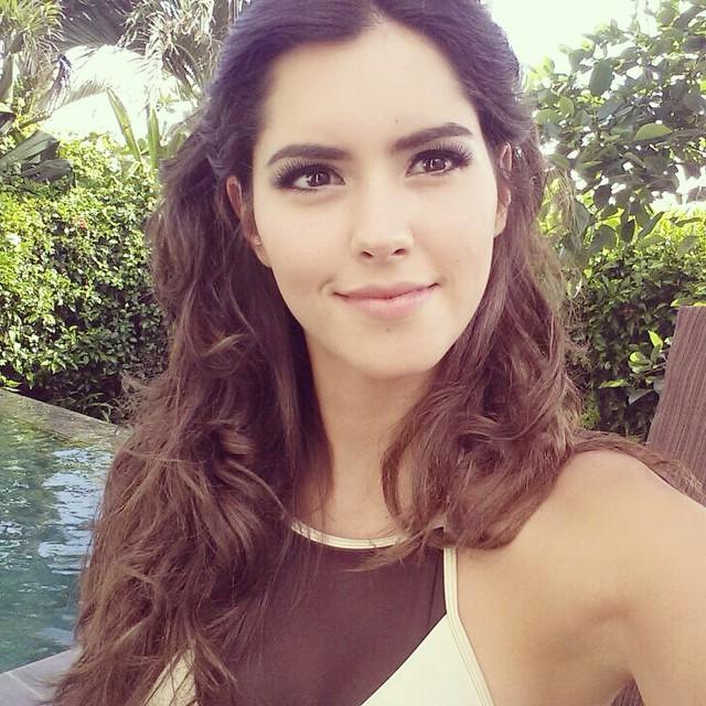 Победительница конкурса Мисс Вселенная 2014