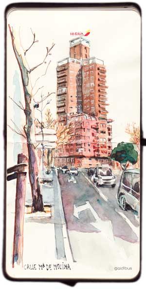 Torre Iberia