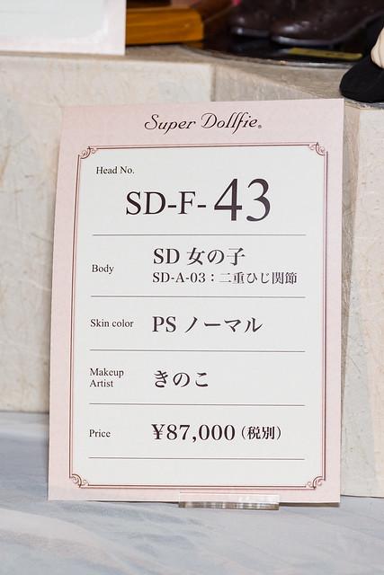 HTドルパ京都13 フルチョイスワンオフ SD F-43