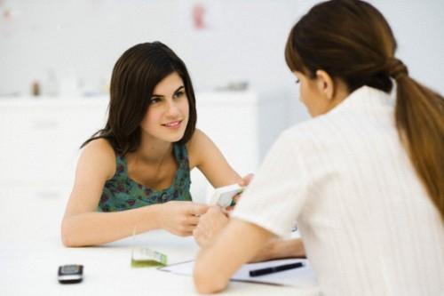 Phiếu đánh giá sức khỏe sinh sản nữ giới