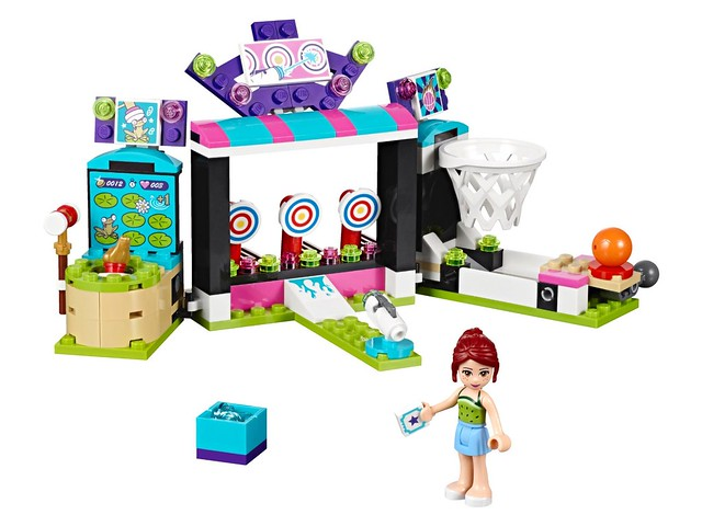 LEGO Friends 41127 - Amusement Park Arcade