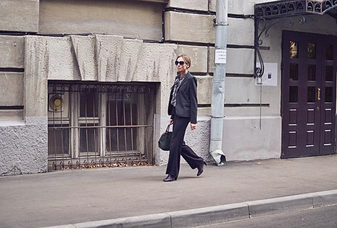 street style wide leg pants 9