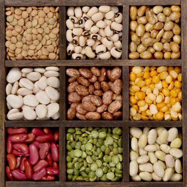 Chế độ ăn uống cho bà bầu 3 tháng đầu - các loại đậu
