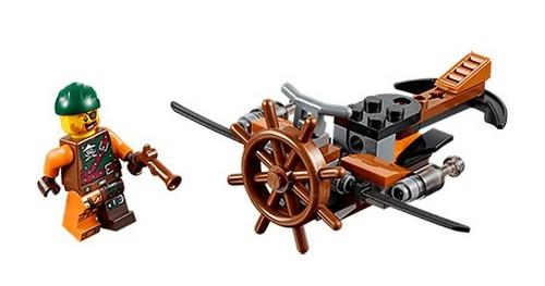 LEGO Ninjago 30421 Skybound Plane 00