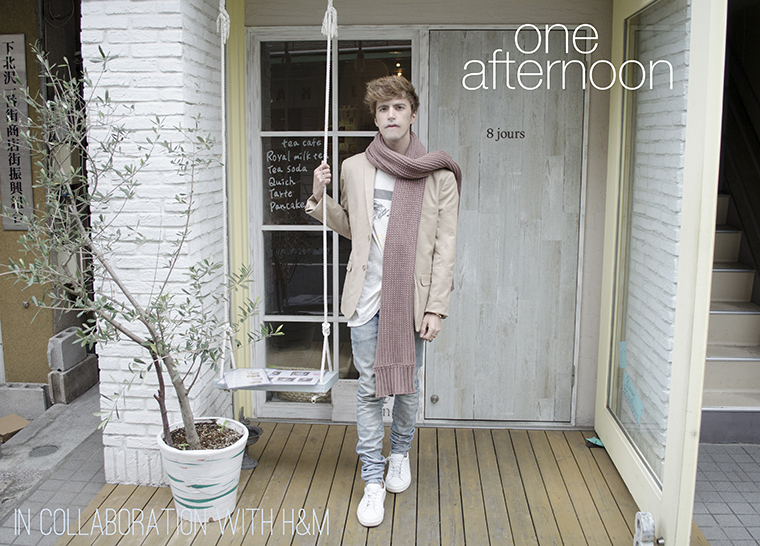 One Afternoon in collaboration with HM