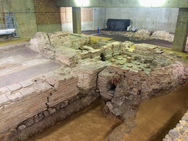 Billingsgate Roman House & Baths