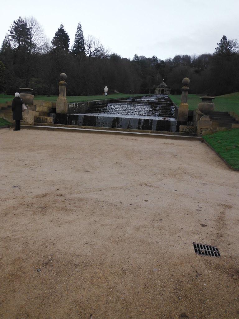Chatsworth House Cascade 1