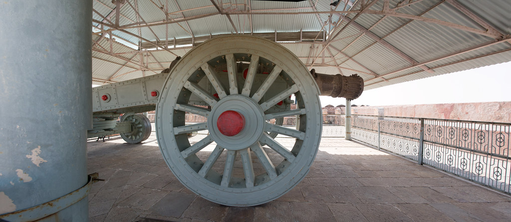 World's Biggest world cannon Rajasthan